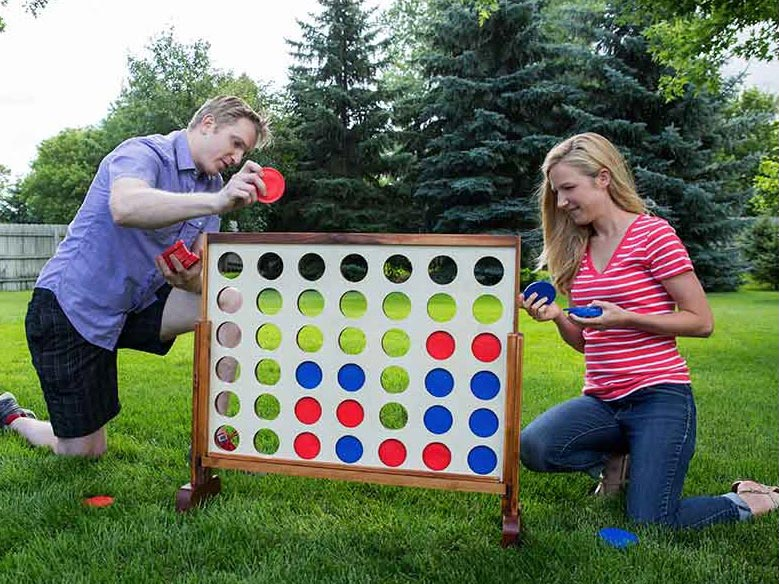 Giant Connect-4